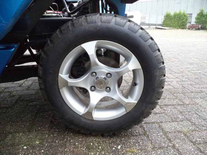 GS-Moon BUGGY MET LIER