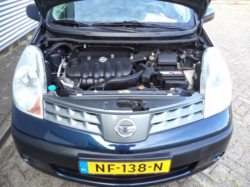 Nissan 1.6 AUTOMAAT FIRST NOTE CLIMATE CONTROL