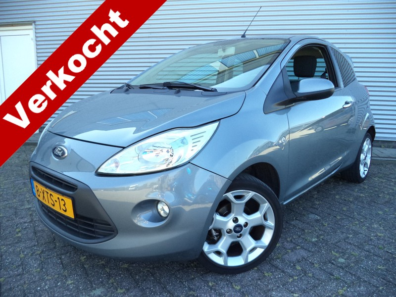 Ford 1.2 Cool&Sound AIRCO LM VELGEN