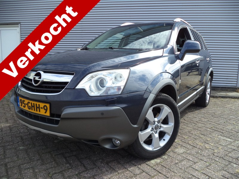 Opel 3.2 V6 COSMO AUTOMAAT LEDER