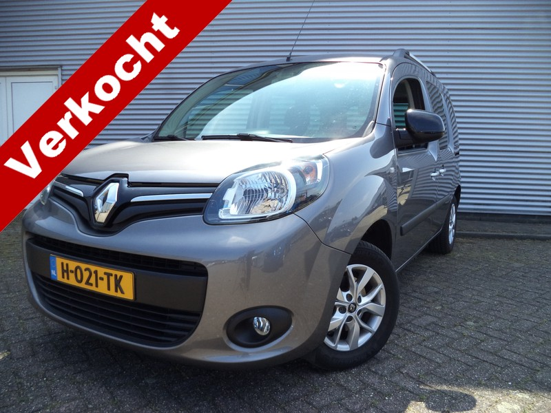 Renault Family 1.2 TCe LIMITED AIRCO ACHTERKLEP